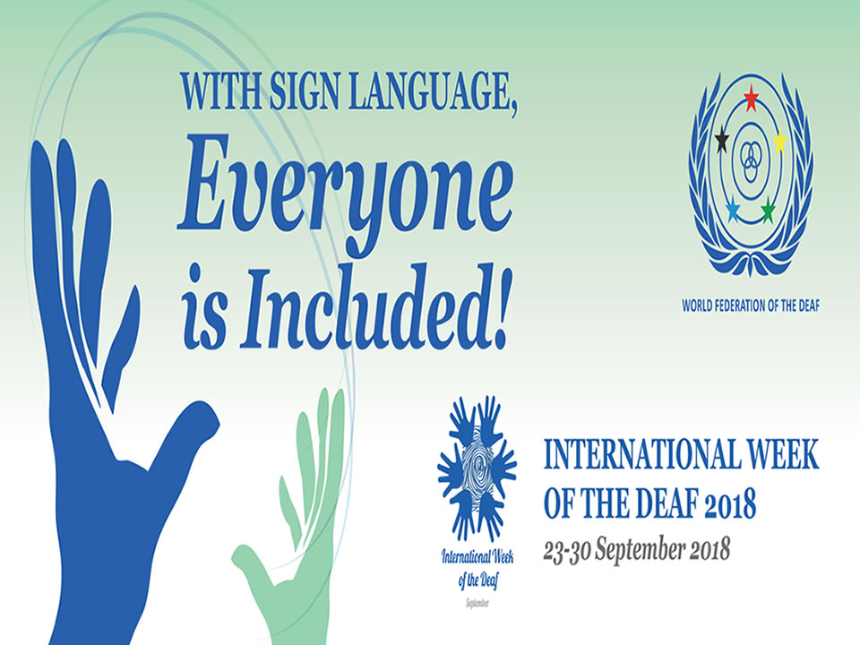 The Deaf Bulletin 2018 Issue 6